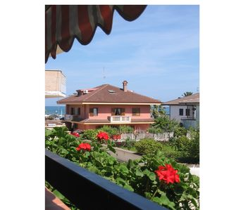 Photo for Beach house Roseto apartment on the sea
