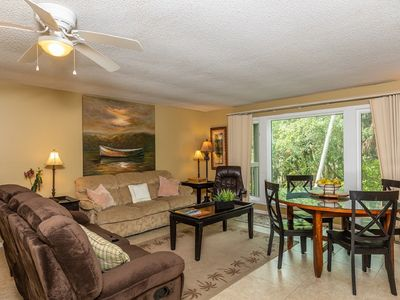 Photo for Comfortable Lagoon Side Condo with Wild Dunes Amenities!