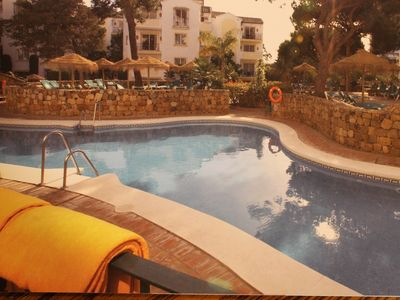 Photo for 2BR Apartment Vacation Rental in Marbella, Spain