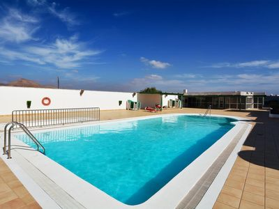 Photo for Plus Lanz Pool Terrace Puerto del Carmen 32!