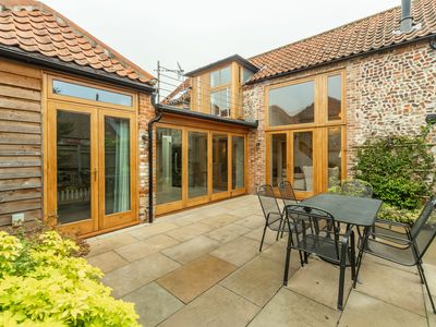 Photo for This luxury bespoke barn conversion is quietly located near Burnham Market.