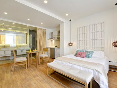 Photo for Beautiful Studio Unit In The Peaceful and Quiet Area Of Manga Bay!