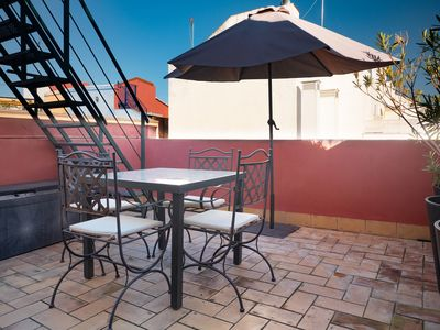 Photo for Attic Apartment with Private Terrace in the Centre of Seville - 360º Views!