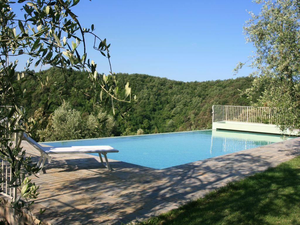 Villa Banti Detached House With Garden Swimming 8547544 # Rangement Tele Et Sono
