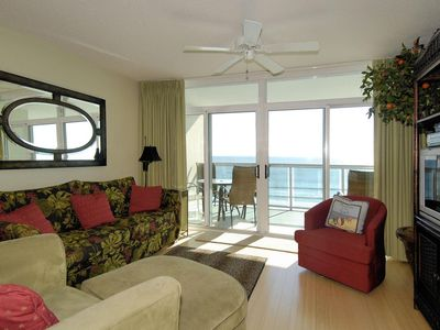 Photo for 7th Floor Beachfront. Bluewater Keyes. Private Balcony | Bluewater Keyes - 703
