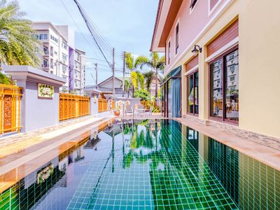 Photo for Pool Villa walk to Patong Beach