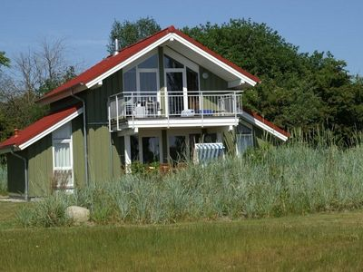 Photo for 'Captain's House' - 5-star beach house with sauna, fireplace, sea views for 6 people