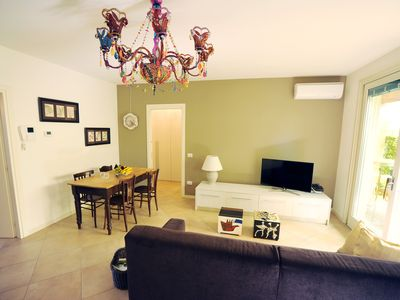 Photo for New apartment in residence a few units with pool