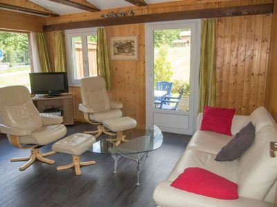 Photo for Apartment Chalet Bondertal in Adelboden - 5 persons, 2 bedrooms
