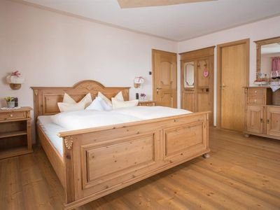 Photo for Double room with shower, WC Cat. II - Biohotel Walserstuba