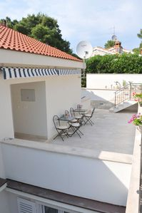 Photo for Apartment Sonja  A2-Zeleni(2+2)  - Stomorska, Island Solta, Croatia