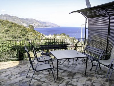 Photo for Apartment Terra Rossa Residence in Taormina - 8 persons, 3 bedrooms