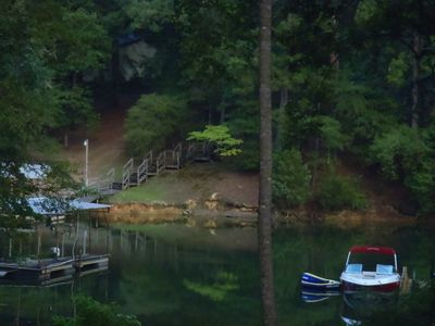 Photo for Lakefront Lodge Offers Great Fishing, Boating, Private Dock & Comforts of Home