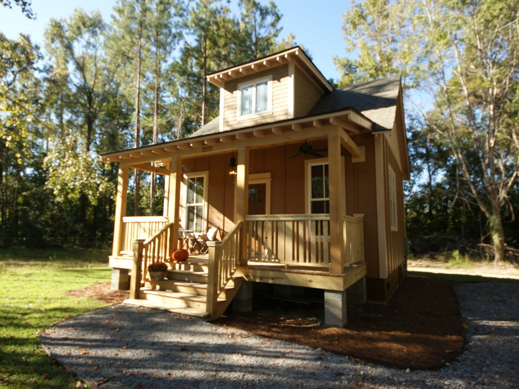 Cozy cabin near the edisto river homeaway for Cottage retreat ii