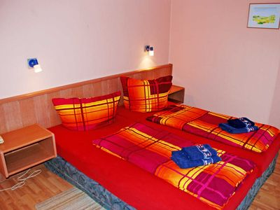 Photo for 01 Double Room - DEB 011 Pension - directly on the waterfront with boat rental and sauna