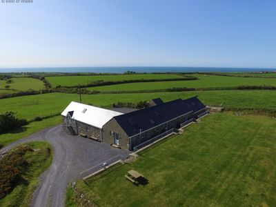 Photo for 3 Beautiful Cottages located together on the Llyn Peninsula: Ideal for Your Get Together