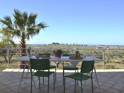 Photo for House Biancolilla-Between Sea and Olives-Sicily
