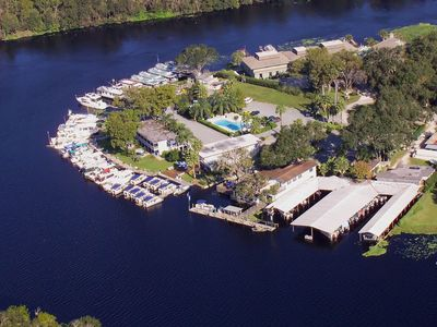 Photo for Riverview Room with Kitchen at Hontoon Landing Resort & Marina