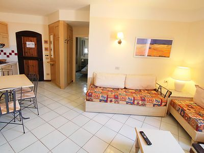 Photo for Apartment Cala Rossa in Isola Rossa - 4 persons, 1 bedrooms