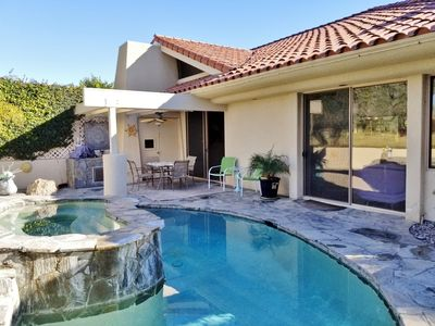 Photo for ***NEW***  3bd/2.5bath beautiful home in great location, pool greenbelt.