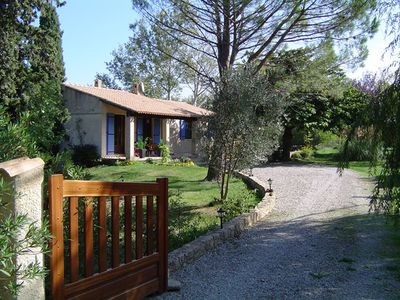 Photo for Luxury villa in Drome Provencale max 10 persons, Wi-Fi + large private pool.