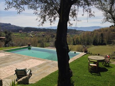 Photo for Themed house with pool, Cabeceiras de Basto by iZiBookings