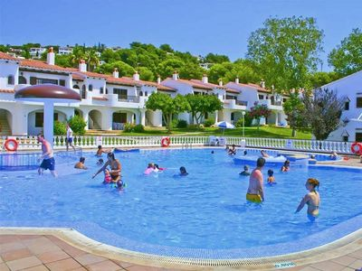 Photo for 3 bedroom Apartment, sleeps 6 in Torre Soli Nou with Pool