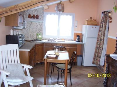 Photo for studio in the heart of the Cevennes at 1km from the RN 106