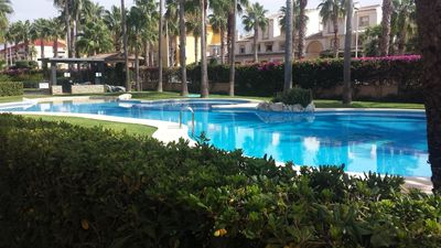 Photo for Javea Duplex Apartment in Penthouse, 50m from the sea, beach 500m. VT-460991-A