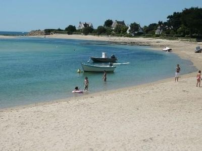 Photo for Lovely cottage beach letty sea direct sea access