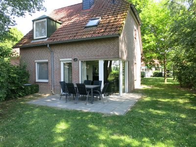 Photo for Privatferienhaus Nordseeküste in the complex Center Park Completely renovated 2016