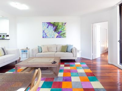 Photo for 2BR Apartment Vacation Rental in Pyrmont, New South Wales
