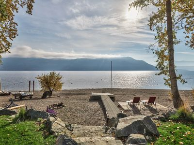 Photo for Paradise Point - Shuswap lakefront vacation home