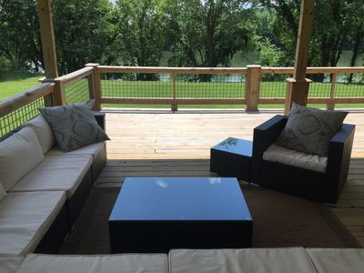 Photo for 2BR House Vacation Rental in Calico Rock, Arkansas