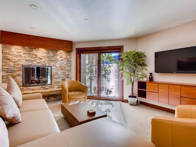 Photo for Luxury Condo in the center of Vail Lionshead Village short walk to Eagle Bahn