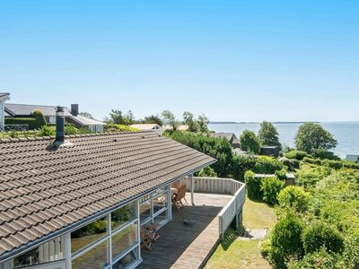 Photo for Cozy Holiday Home in Ebeltoft on Sea