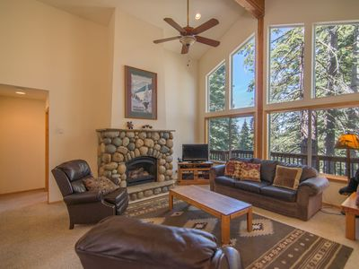 Photo for 4br Tahoe Donner Family Home With Hot Tub