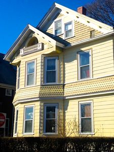 Photo for Large (1780 Square Feet) Victorian Artist Home in Eclectic Boston Hub