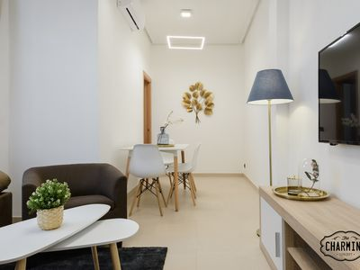 Photo for Beautiful apartment with 3 bedrooms and 2 bathrooms in the middle of Gran Vía