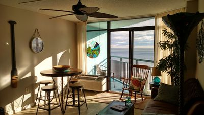 Photo for Clean, cozy and so comfortable! This sweet condo is offered below resort rates!