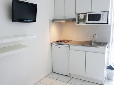 Photo for House in the center of Trélévern with Parking, Internet, Washing machine, Pool (305249)