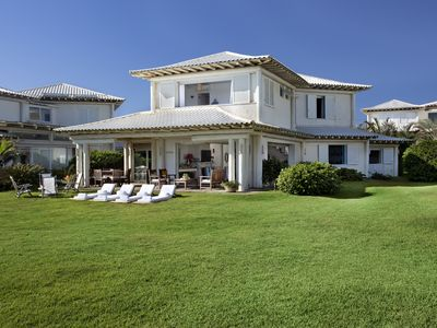 Photo for House facing the sea in gated community. Category 5 Stars
