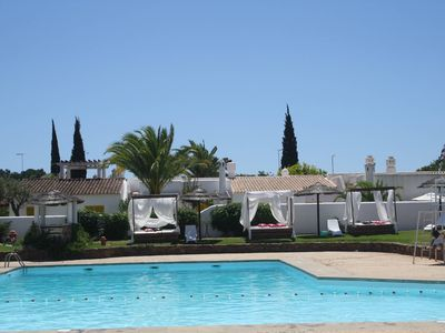 Photo for This TownHouse In A Closed Complex In The Prestigious Vilamoura Resort.  AIR CON