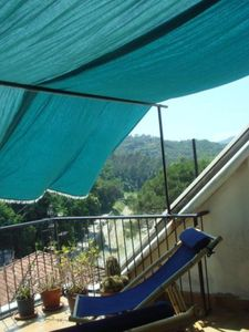 Photo for Rapallo: Beautiful Penthouse with two very bright terraces close to Portofino and 5 Terre