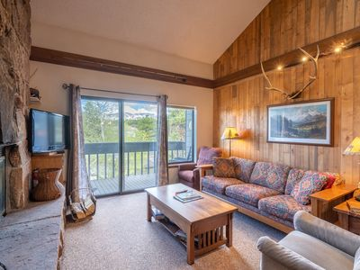 Photo for Cozy Mountain Retreat in Fraser w/ BEST clubhouse, just minutes from everything!