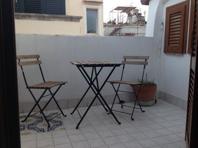 Photo for Delightful apartment in the heart of the historic center of Sperlonga