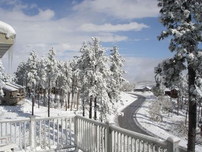 Photo for Ski & Snowmobile in the Winter - Motorcycle & ATV in the Summer !!!!!  Sleeps 6