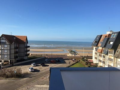 Photo for Apartment Cap Cabourg in Cabourg - 5 persons, 2 bedrooms