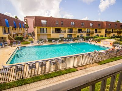 Photo for 2BR Condo Vacation Rental in Cape Winds, Florida