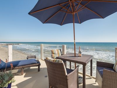 Photo for Beachfront Townhouse - Views From Every Room